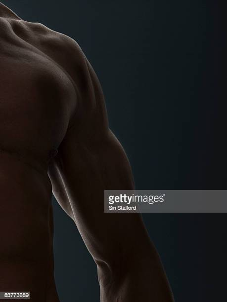 natural aging male body - human arm stock pictures, royalty-free photos & images