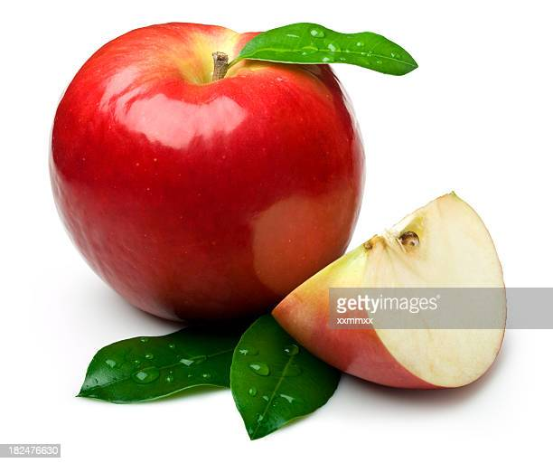 Natürliche apple