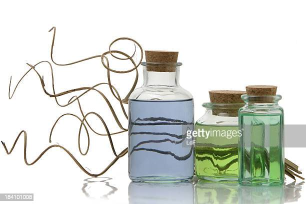 Natürliche Aromatherapie