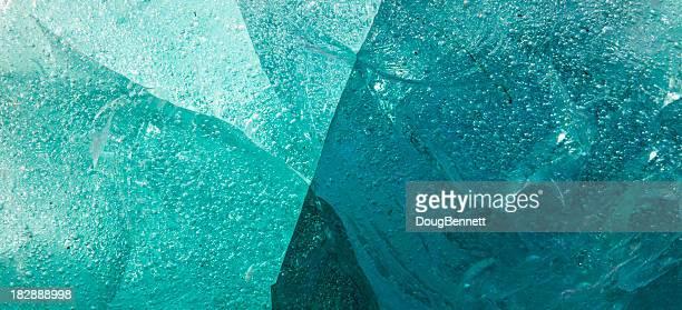 Natural Backlit Gemstone Background
