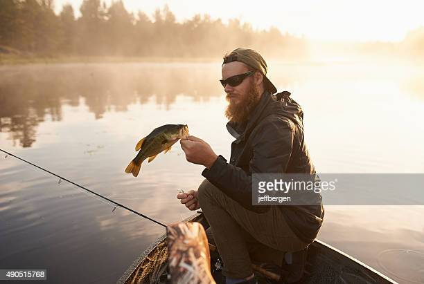 Natural born fisher