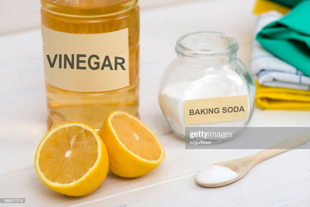 Natural Cleaners : Stock Photo