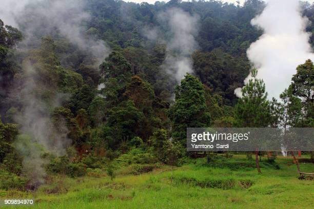 Natural Geothermal