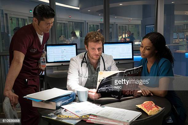 MED Natural History Episode 202 Pictured Brian Tee as Ethan Choi Nick Gehlfuss as Will Halstead Yaya DaCosta as April Sexton