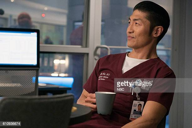MED Natural History Episode 202 Pictured Brian Tee as Ethan Choi