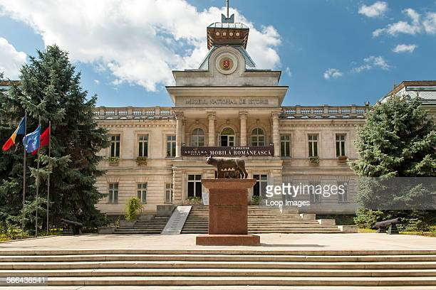 Natural History Museum in Chisinau which is the capital of Moldova in Eastern Europe.
