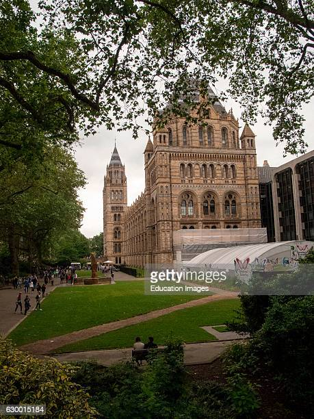 Natural History Museum London England