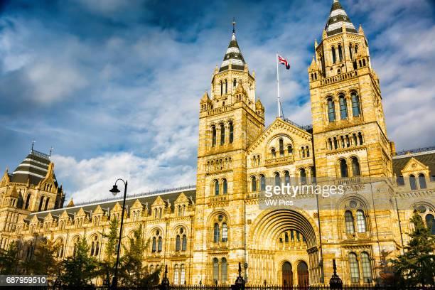Natural History Museum London England United kingdom Europe