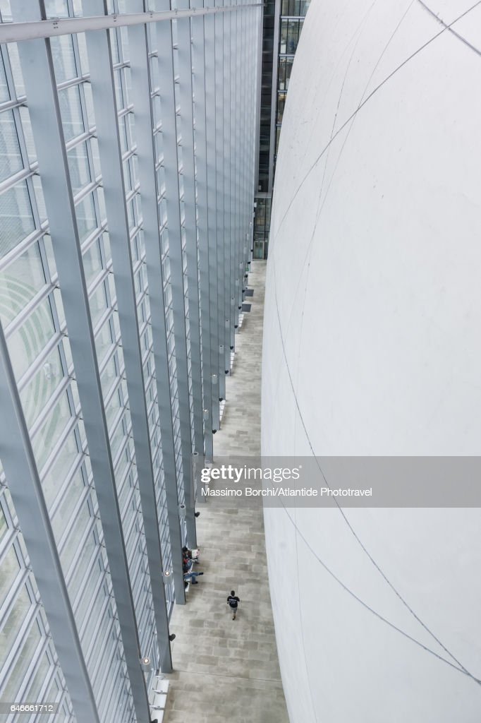 Natural History Museum, the Darwin Center and the Cocoon : Stock Photo