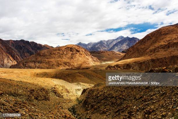 Natural Landscape In Leh Ladakh