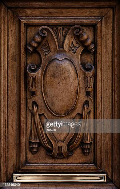 Natural old wood texture background pattern, weathered
