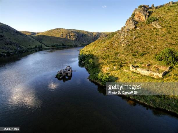 natural park of arribes del duero. zamora. spain. - zamora stock pictures, royalty-free photos & images