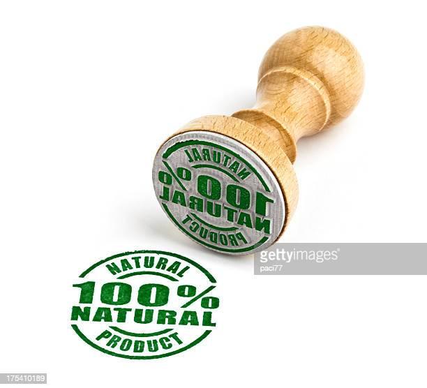 100% natürliche