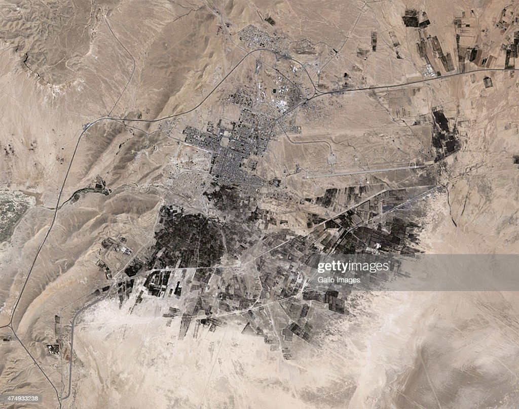 Latest Satellite View Out Of Syria Photos And Images Getty Images - Latest satellite view