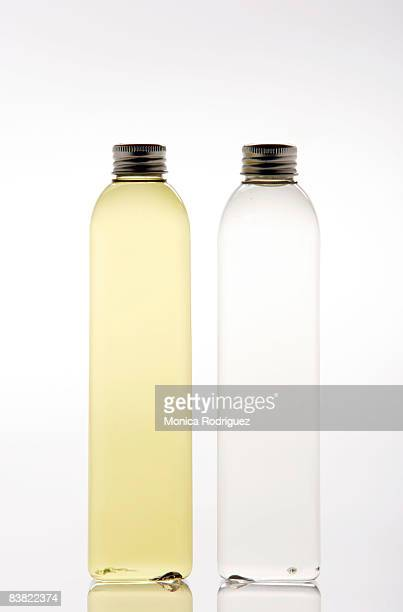 Natural Shower Gel and Shampoo