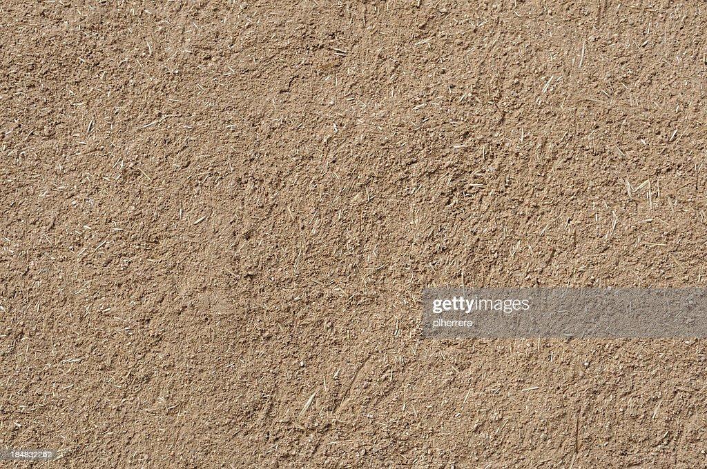 Natural Stucco Wall : Stock Photo