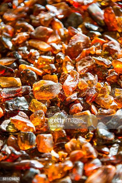 Natural Unprocessed Raw Amber