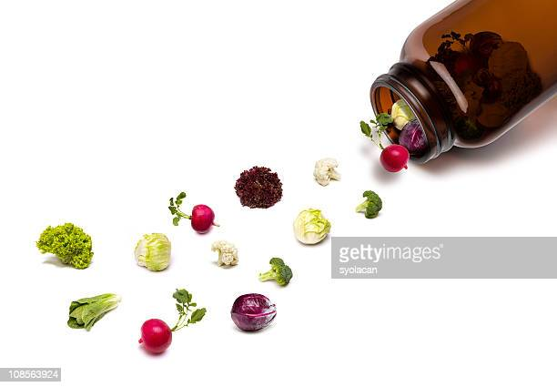 natural vitamin pills - nutritional supplement stock pictures, royalty-free photos & images