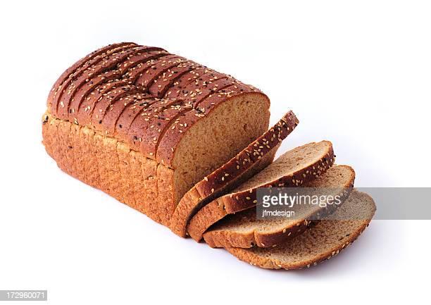natural whole grain bread