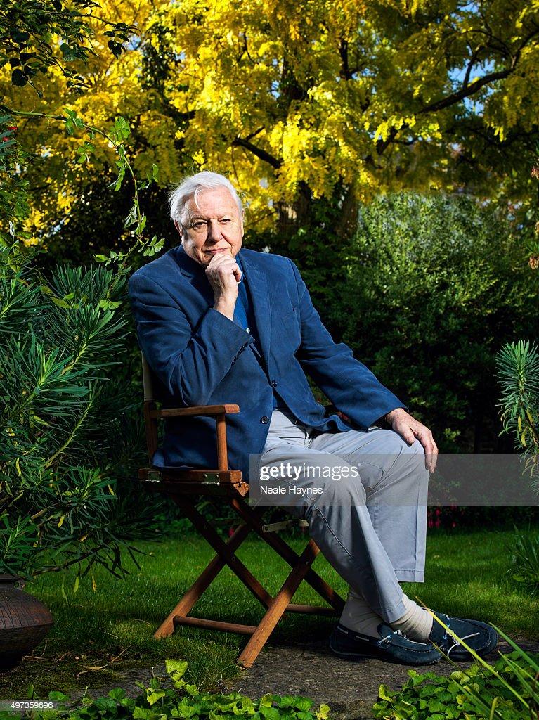 David Attenborough, Daily Mail UK, October 17, 2015