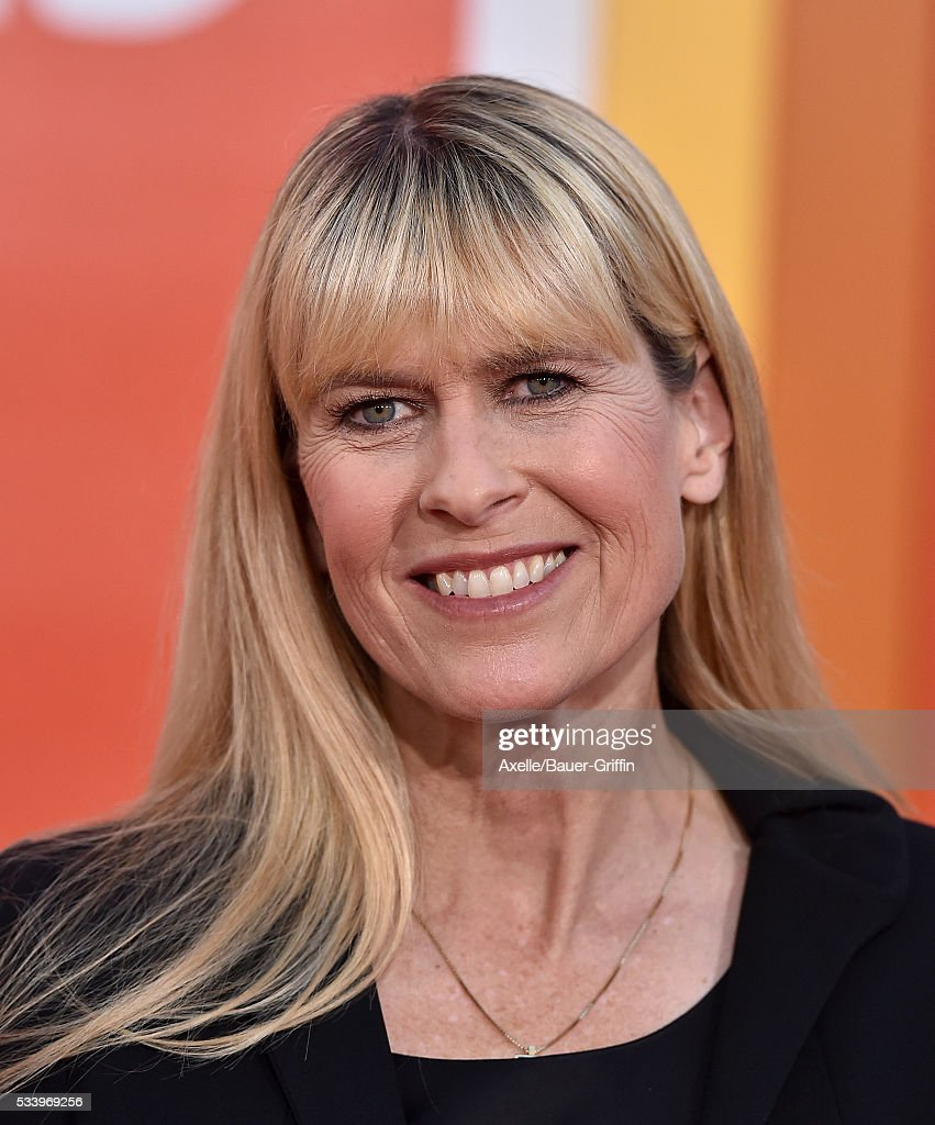 Naturalist Terri Irwin arrives at the premiere of Warner Bros. Pictures' 'The Nice Guys' at TCL Chinese Theatre on May 10, 2016 in Hollywood, California.