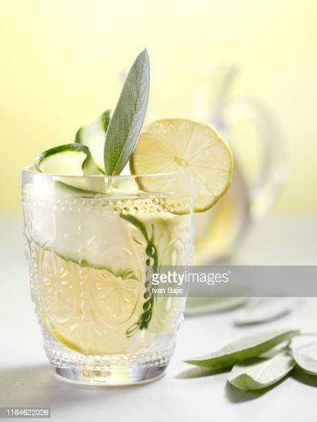 naturally flavored water - tonic water stock pictures, royalty-free photos & images