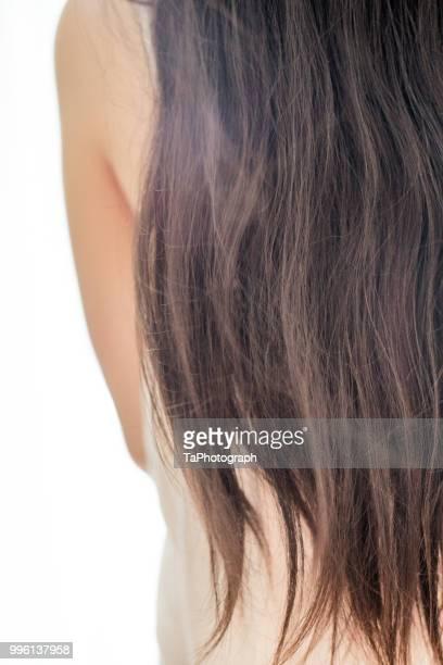 Straight Hair Imagens E Fotografias De Stock Getty Images