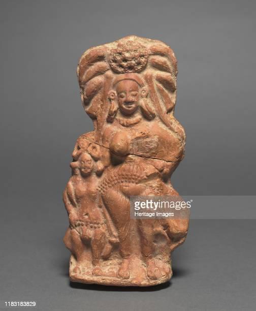 Nature Divinity with Dwarf Hermaphrodite circa 100 BC Creator Unknown