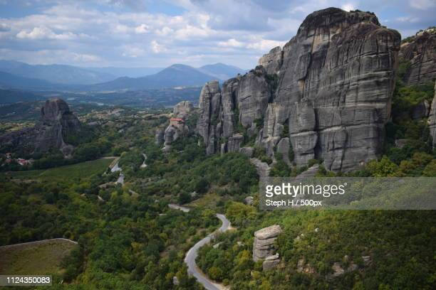 nature image - thessaly stock pictures, royalty-free photos & images