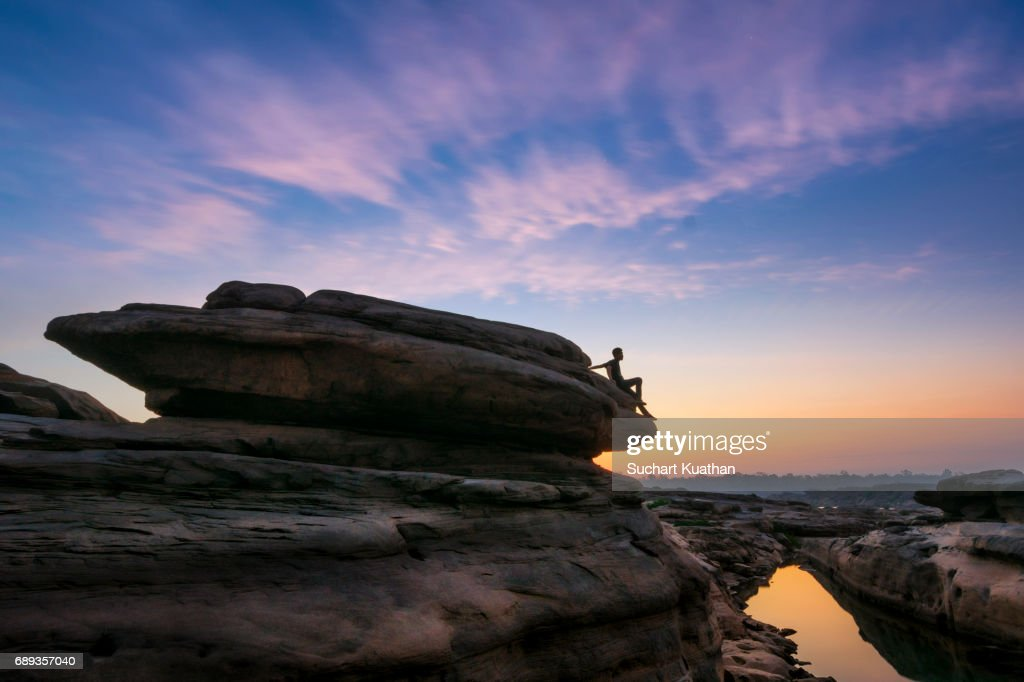 Nature landscape of Thailand and South-east Asia : Stock Photo