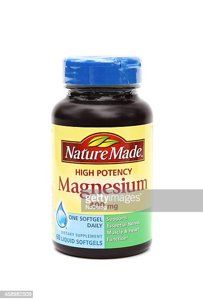 Nature Made Magnesium supplements