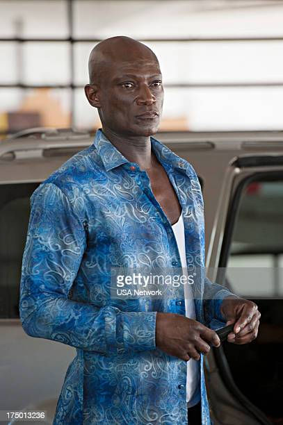 NOTICE 'Nature of the Beast' Episode 708 Pictured Peter Mensah