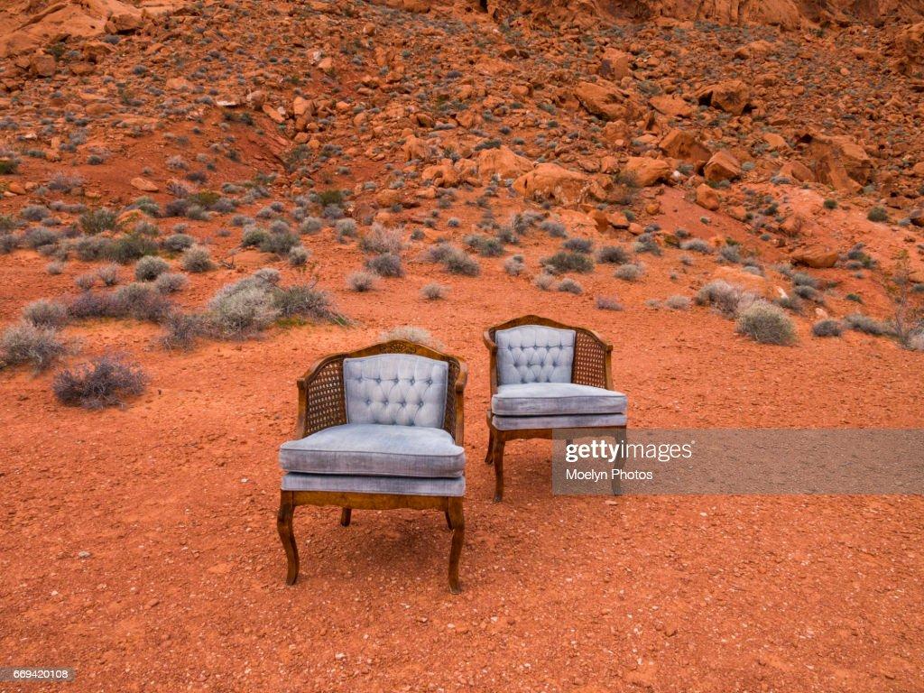 Nature's Living Room : Stock Photo