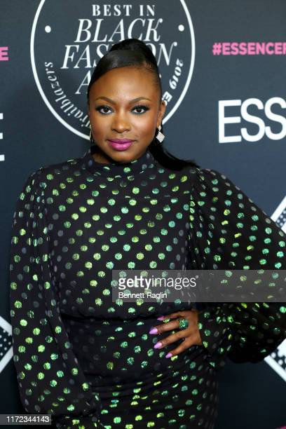 Naturi Naughton attends the ESSENCE Best In Black Fashion Awards at Affirmation Arts on September 04 2019 in New York City