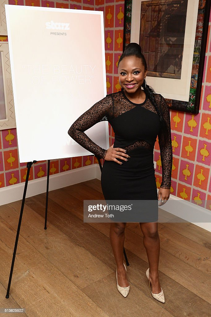 The Beauty Of Power Event : News Photo