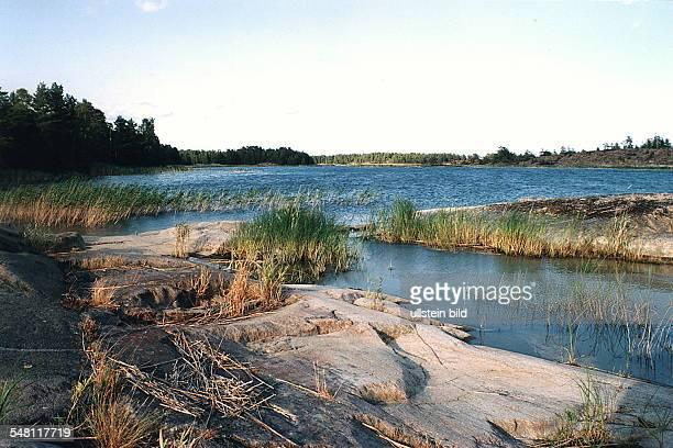Naturreservat in Dalsland 1995