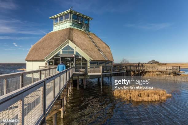 Naturum Information Centre at Hornborgasjön
