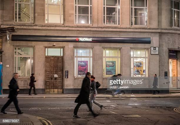 NatWest Bank branch, London