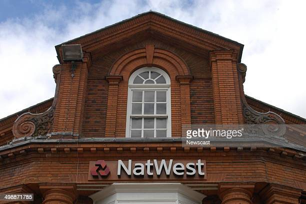 A NatWest branch in north London
