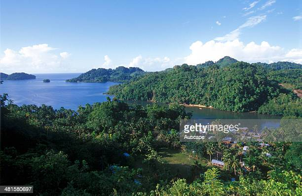 Naufee village Malaita Province Solomon Islands