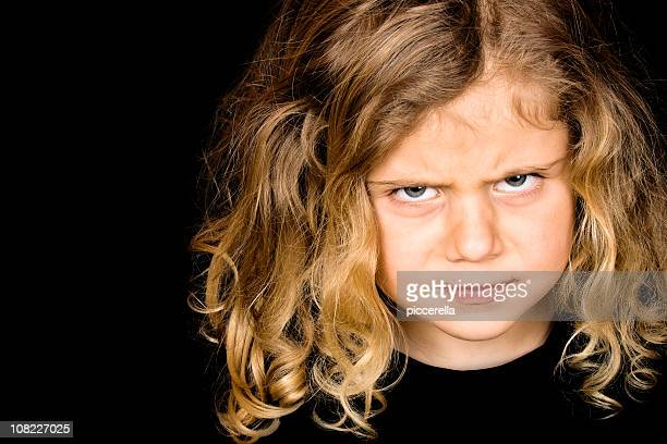 naughty baby girl - cruel stock pictures, royalty-free photos & images