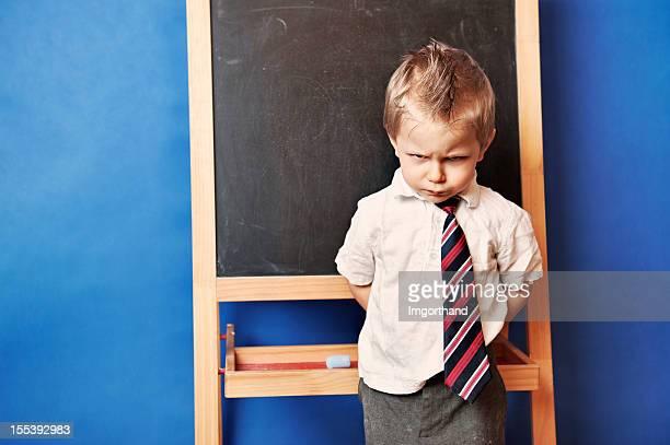ノーティ少年 - ペナルティ ストックフォトと画像