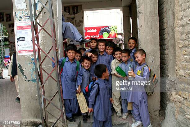CONTENT] Naughty boys of Hazara Society High School