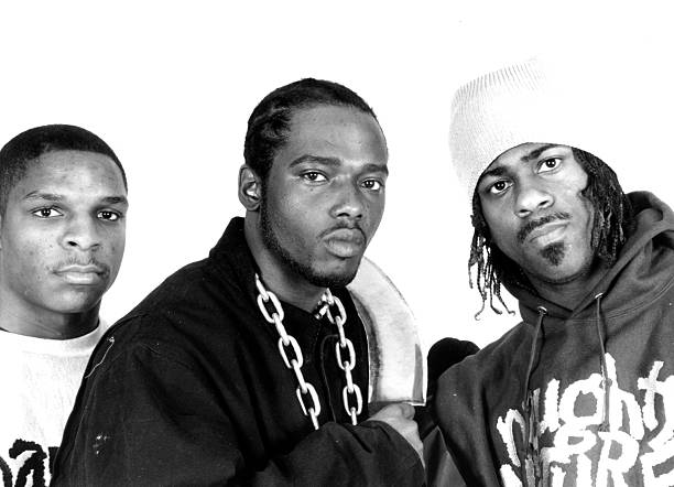CA: 28th February 1996 - Naughty by Nature Wins First Grammy For Best Rap Album