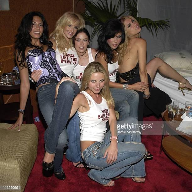 Naureen Zaim, Camille Anderson, Summer Altice, Ivana Bozilovic, Karen Miller and Rachel Sterling