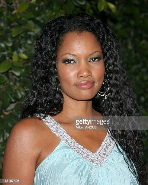 Nautica & Details Next Big Thing Party in Hollywood, United States on April 12, 2005 - Garcelle Beauvais-Nilon at the Nautica & Details Next Big...