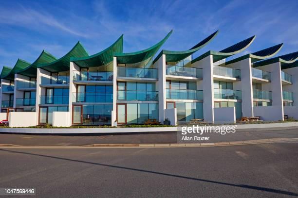 'Nautilus Apartments' modern holiday home in North Devon