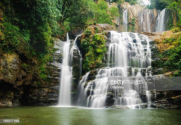 Nauyuca Waterfall in Costa Rica