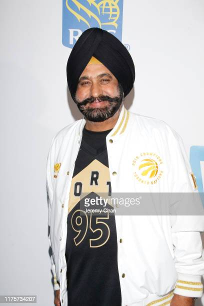 Nav Bhatia attends WE Day Toronto 2019 held at Scotiabank Arena on September 19 2019 in Toronto Canada