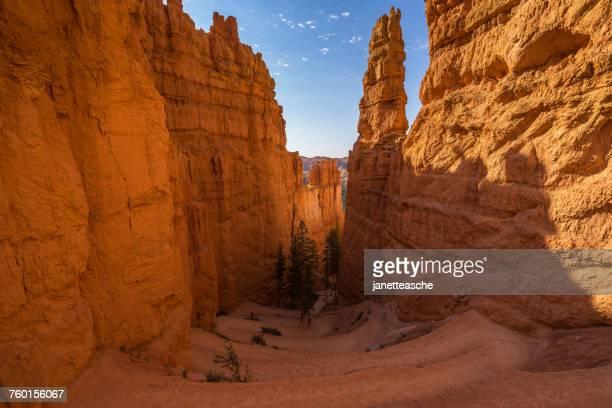 Navajo Loop Trail, Bryce Canyon, Utah, America, USA
